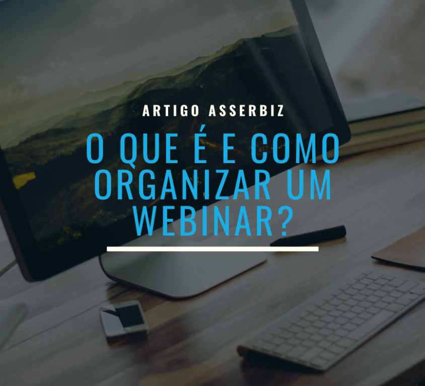 Como organizar um webinar