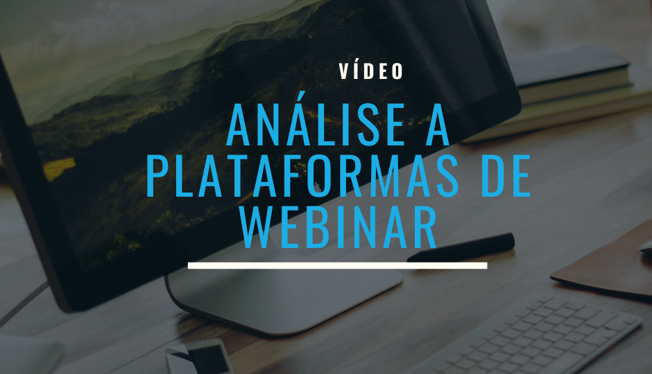 análise a plataformas de webinar