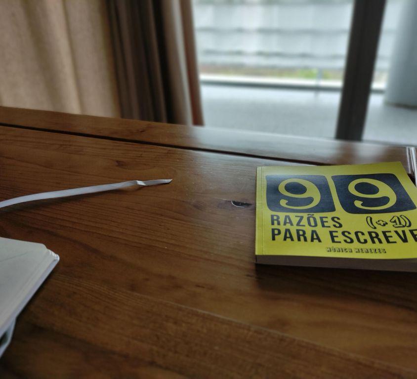 99 razões para escrever