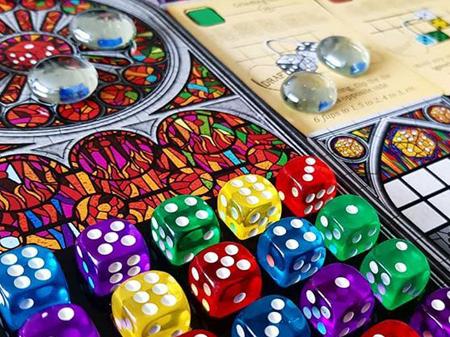 Jogos de tabuleiro Sagrada