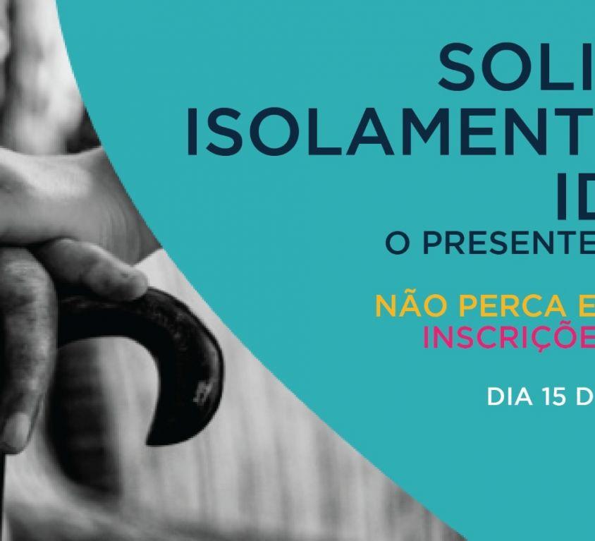 Organização do Webinar Combate à solidão e isolamento dos Idosos